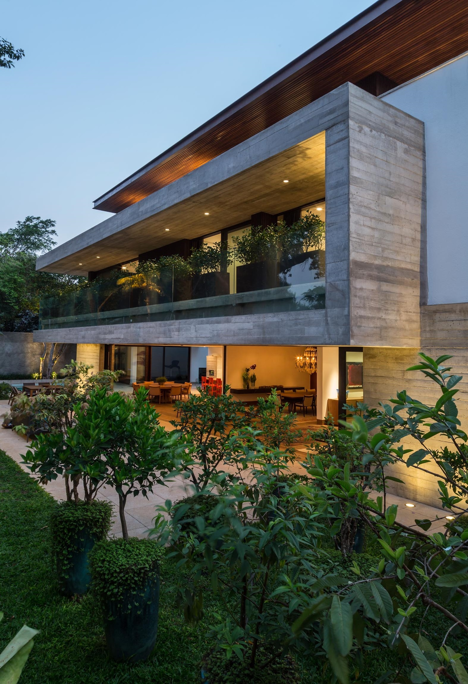 MO Residence / Reinach Mendonça Arquitetos Associados