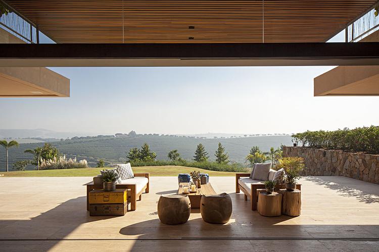 Residência EZ / Reinach Mendonça Arquitetos Associados , © Guilherme Morelli