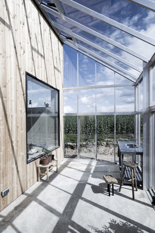 The Green House / Sigurd Larsen, © Tia Borgsmidt