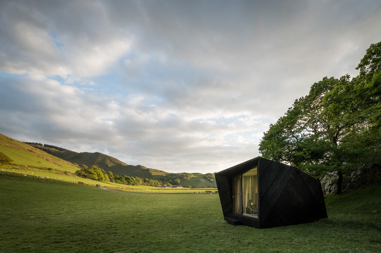 Arthur's Cave / Miller Kendrick Architects, © Miller Kendrick Architects