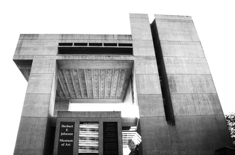 Clássicos da Arquitetura: Museu de Arte Herbert F. Johnson, Cornell University / I.M. Pei, Cortesia de Cornell University