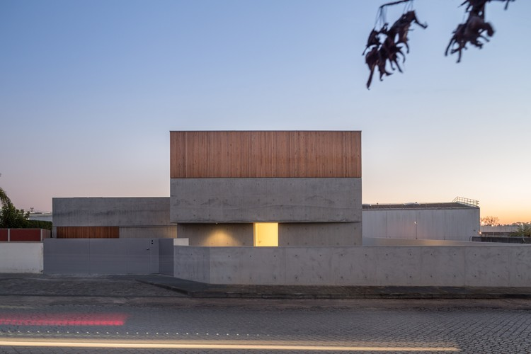 House in Avanca / nu.ma | unipessoal, © ITS – Ivo Tavares Studio