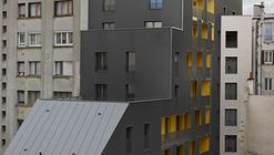 Mercadet  / Verdier + Rebiere architects + F. Commerçon architect