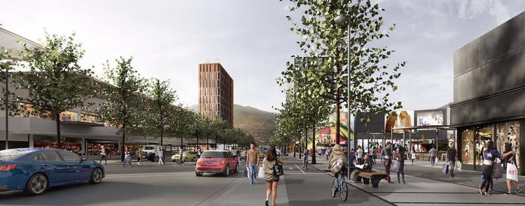 Conoce el proyecto del próximo corredor comercial peatonal en Guadalajara, México, Cortesía de Punto Sur