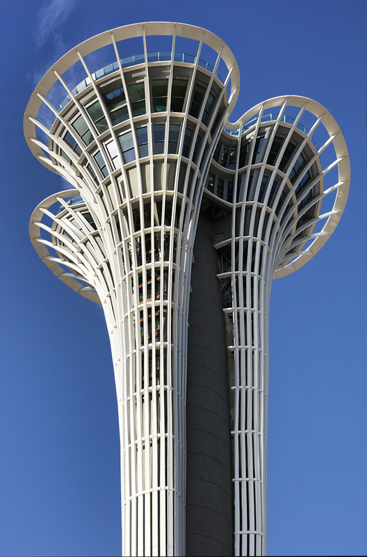 Expo 2016 Antalya Observation Tower / Nita Architects, © Gürkan Akay
