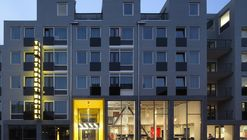 The Student Hotel The Hague / HVE Architecten