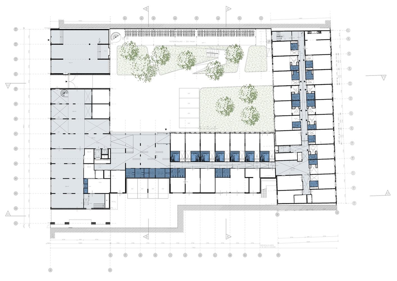 Hotel The Hague / HVE Architecten