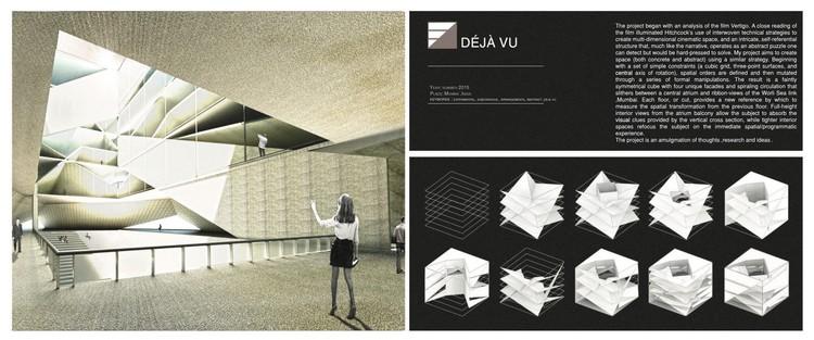 The best architecture portfolio designs archdaily for Architecture portfolio