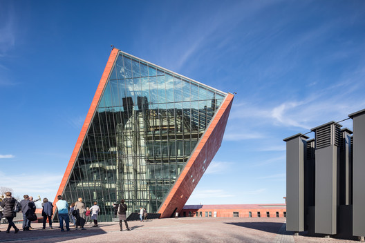 Museum of the Second World War / Studio Architektoniczne Kwadrat