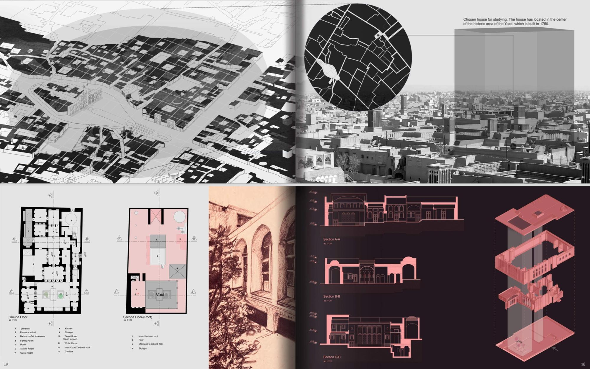 gallery of the best architecture portfolio designs   33