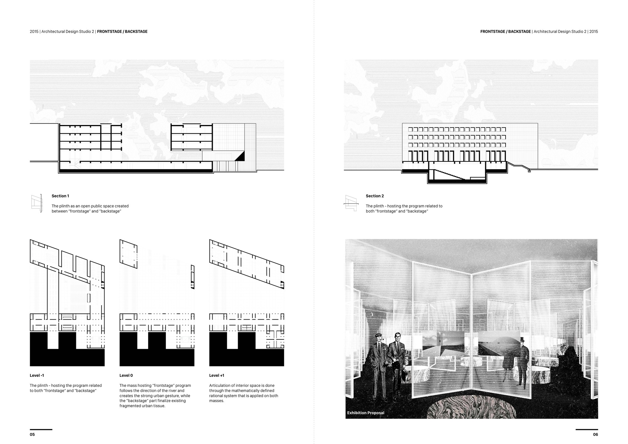 Interior Design And Architecture Portfolio Examples