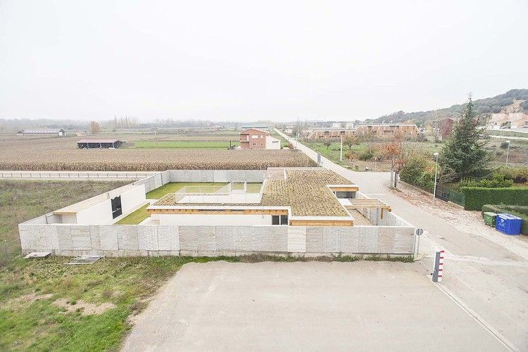 Fortress house cso arquitectura archdaily for Fortress house