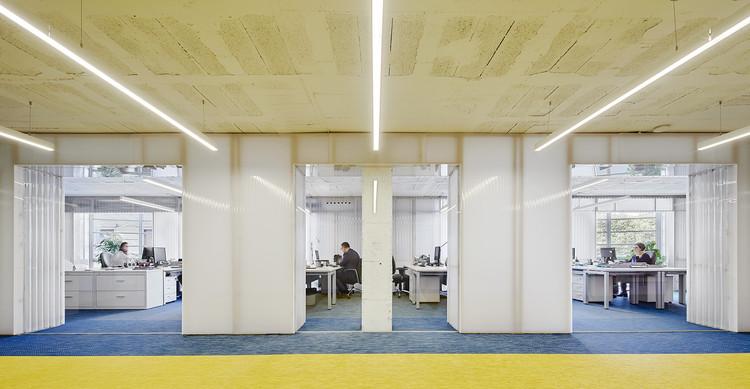 Sede FPdGi Fundación Princesa de Girona / Arquitecturia, © José Hevia