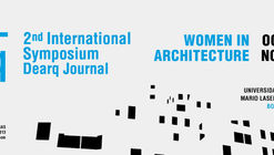 CALL FOR PAPERS International Symposium: Women in Architecture