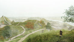 SLA Wins Competition to Design a New Cultural Landscape in Denmark