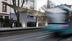 Train Stop U5 Line / Just/Burgeff Architekten