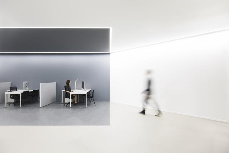 Oficinas ARV  / Fran Silvestre Arquitectos, Cortesía de Fran Silvestre Arquitectos