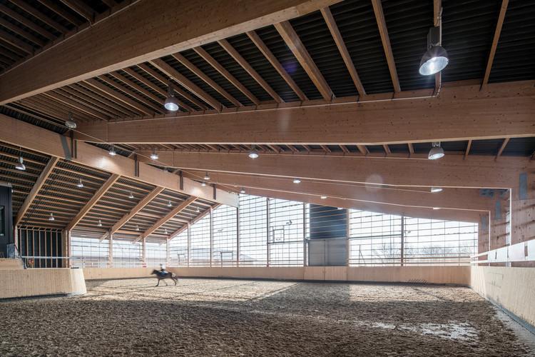 Klagshamn's Equestrian Center / FOJAB arkitekter, © Felix Gerlach