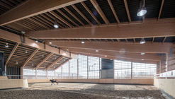 Klagshamn's Equestrian Center / FOJAB arkitekter