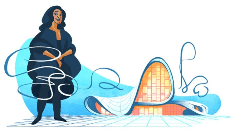 27 of the best google doodles celebrating architects and