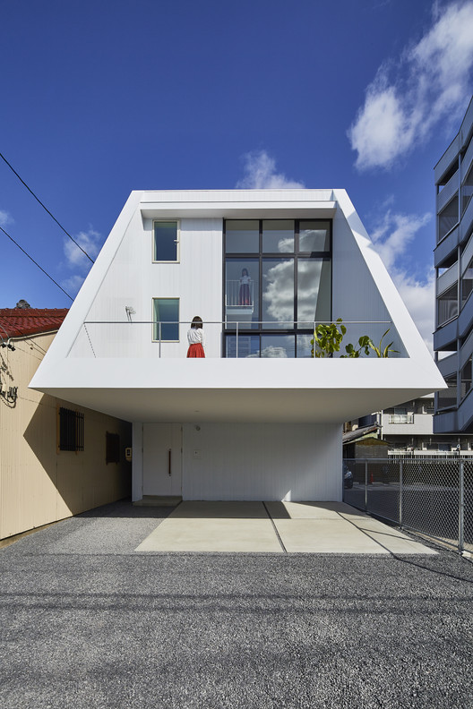 casa DAIKO / Keitaro Muto Architects, © APERTOZERO