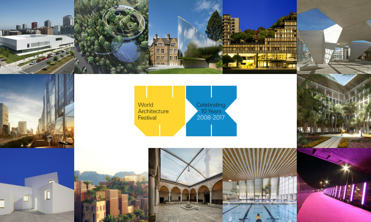 WAF Reveals Theme for 2017 World Architecture Festival, Courtesy of World Architecture Festival
