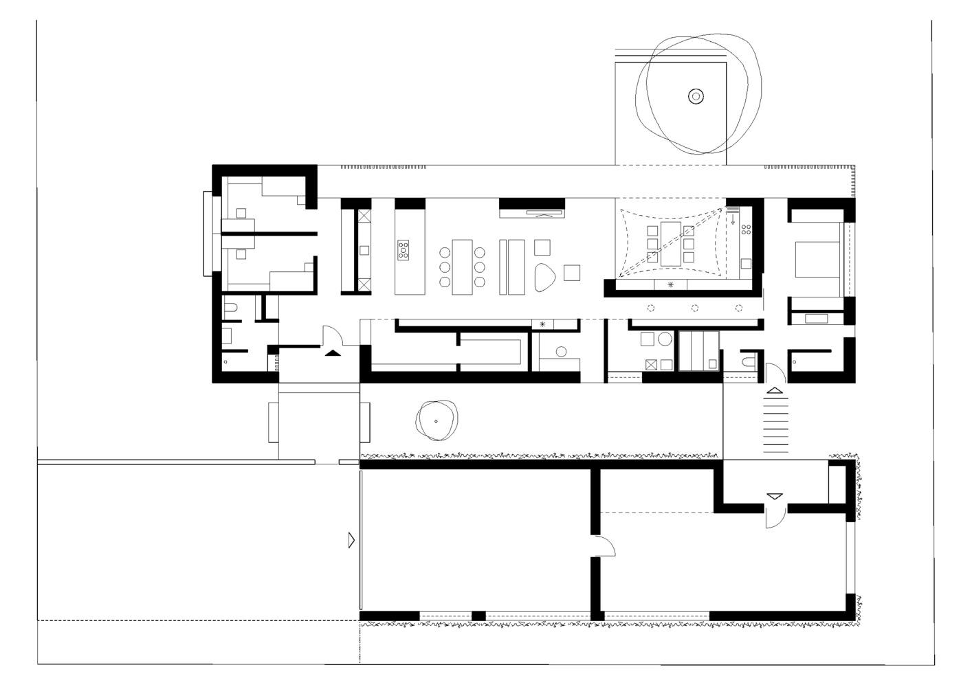 gallery of c2 house architekti mikulaj u0026 mikulajova 22