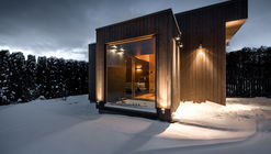 Viba's Sauna / Spot Architects