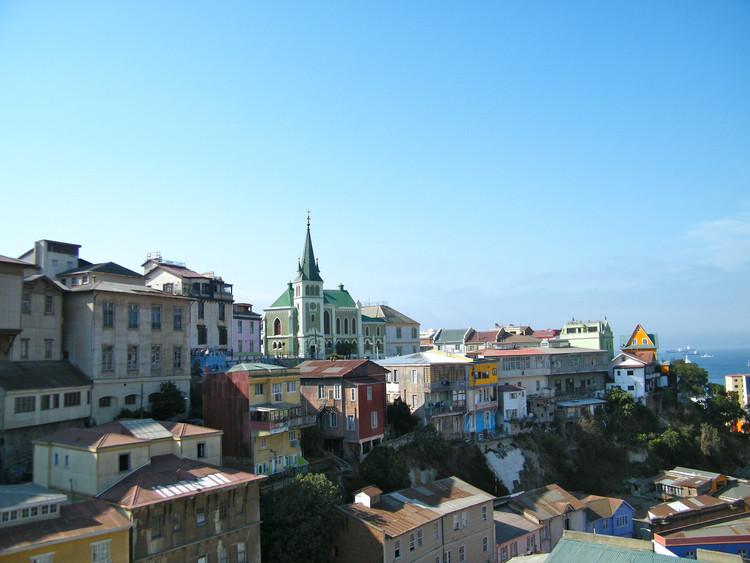 Abren convocatoria internacional de diseño urbano en Valparaíso, Valparaíso, Chile. Image © Sarah Stierch [Flickr], bajo licencia CC BY 2.0