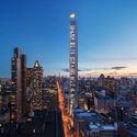 A NEW GIANT SETS FOOT IN NYC: MEGANOM'S SKYSCRAPER DESIGN UNVEILED
