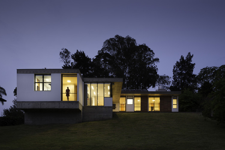 Casa Paes / Marcos Franchini, © Gabriel Castro / Reverbo