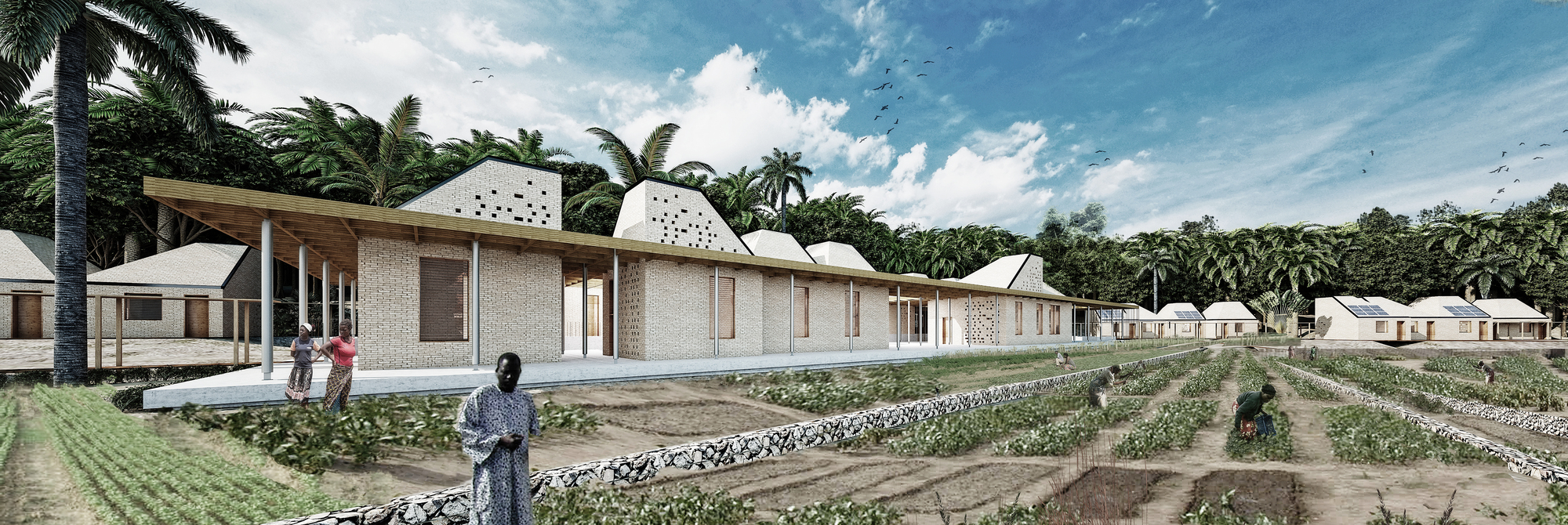 Architecture from Tanzania | ArchDaily