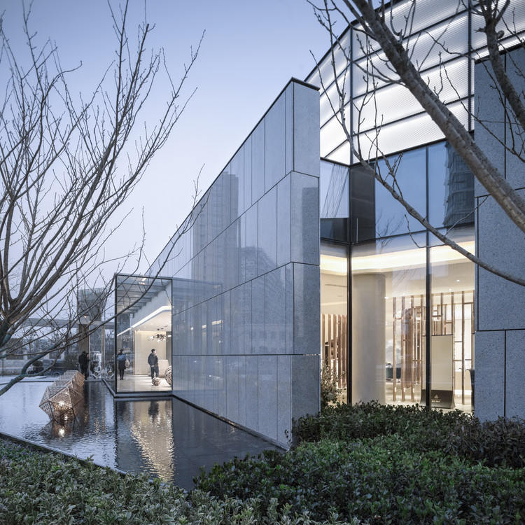 Museum of Contemporary Art of Yong Qing Mansion / gad, Courtesy of gad