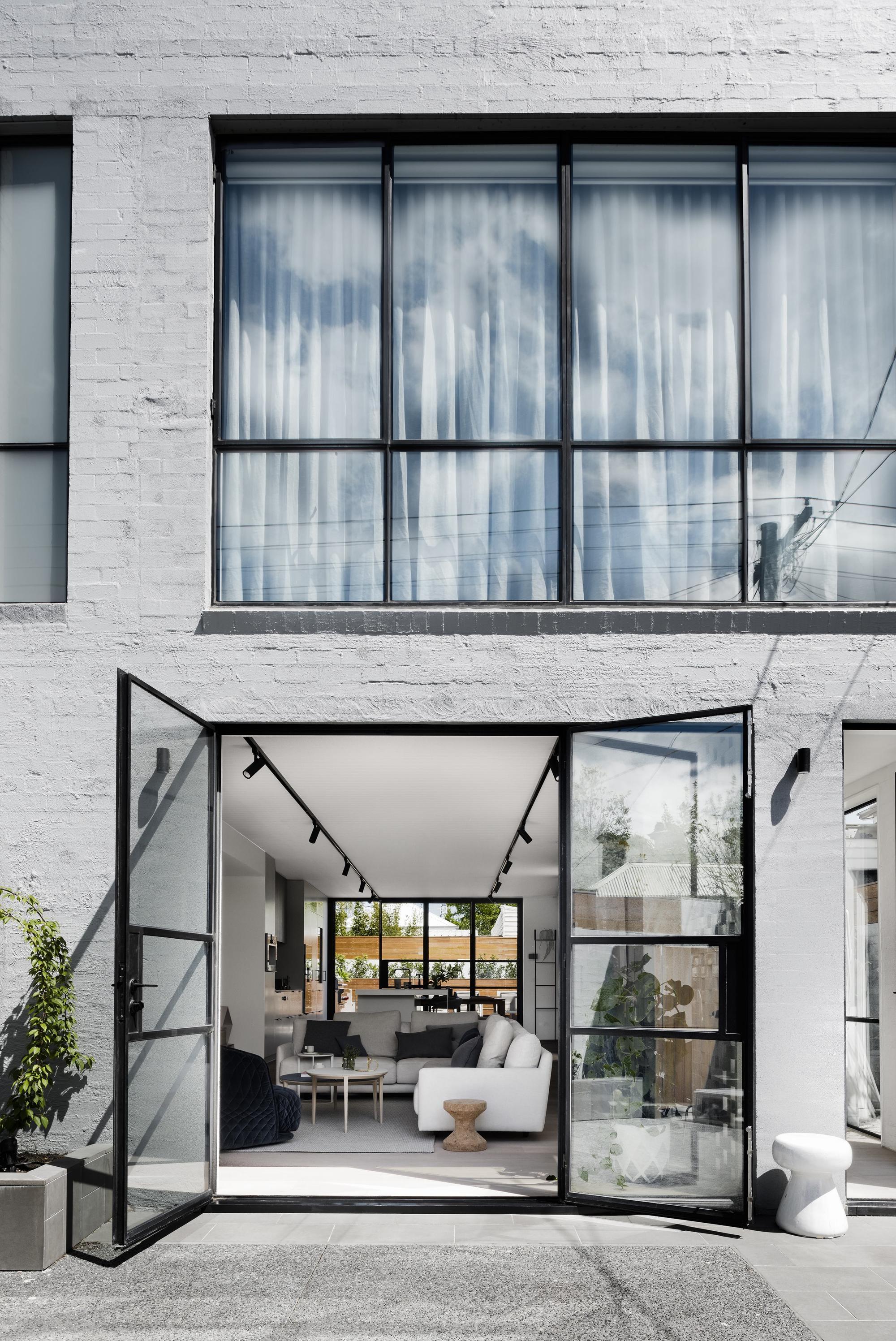 Bell Street House Techne Architecture Interior Design