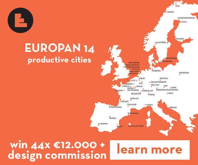 Call for Proposals: Europan14