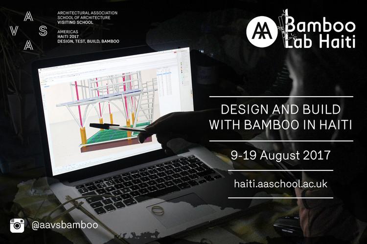 AAVS Bamboo Lab - Haiti