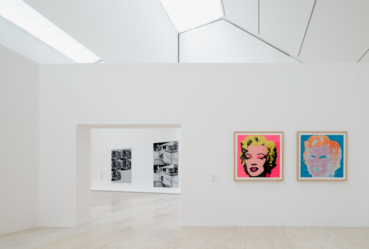 ¿Cómo se diseña la museografía de una exposición de Andy Warhol? , © 2017 The Andy Warhol Foundation for the Visual Arts, Inc. / Artists Rights Society (ARS), Nueva York. Image © Moritz Bernoully