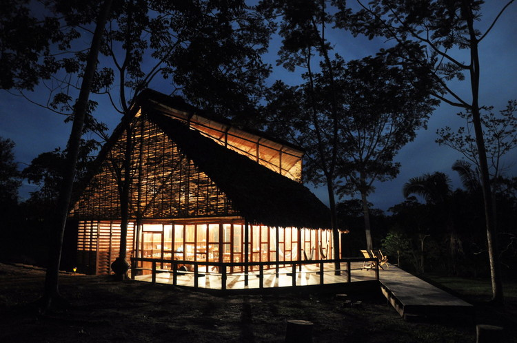 Samuel Bravo Selected as the Winner of the 2017 Harvard GSD Wheelwright Prize, Ani Nii Shobo Lodge / Sandra Iturriaga + Samuel Bravo. Image © Samuel Bravo