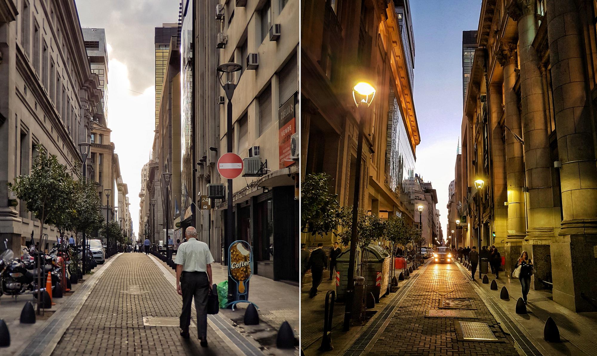 Perspectivas do tra ado urbano de buenos aires pelas for Ce design buenos aires