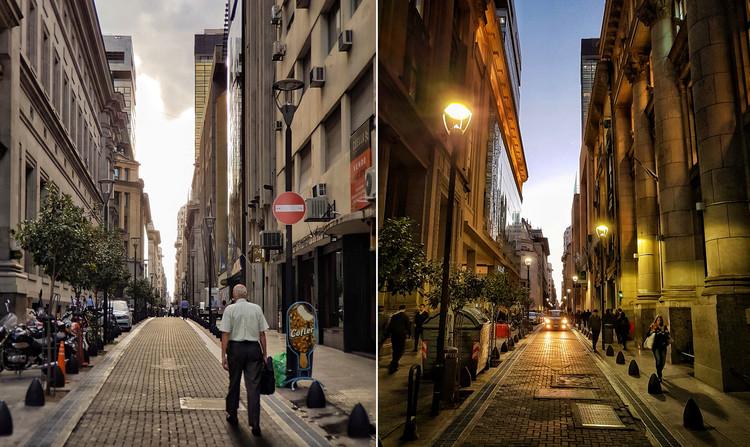 Las perspectivas del trazado en damero de Buenos Aires, bajo el lente de Leandro Grovas, © Leandro Grovas