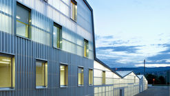 Multifunctional Building and Infrastructure / bunq architectes