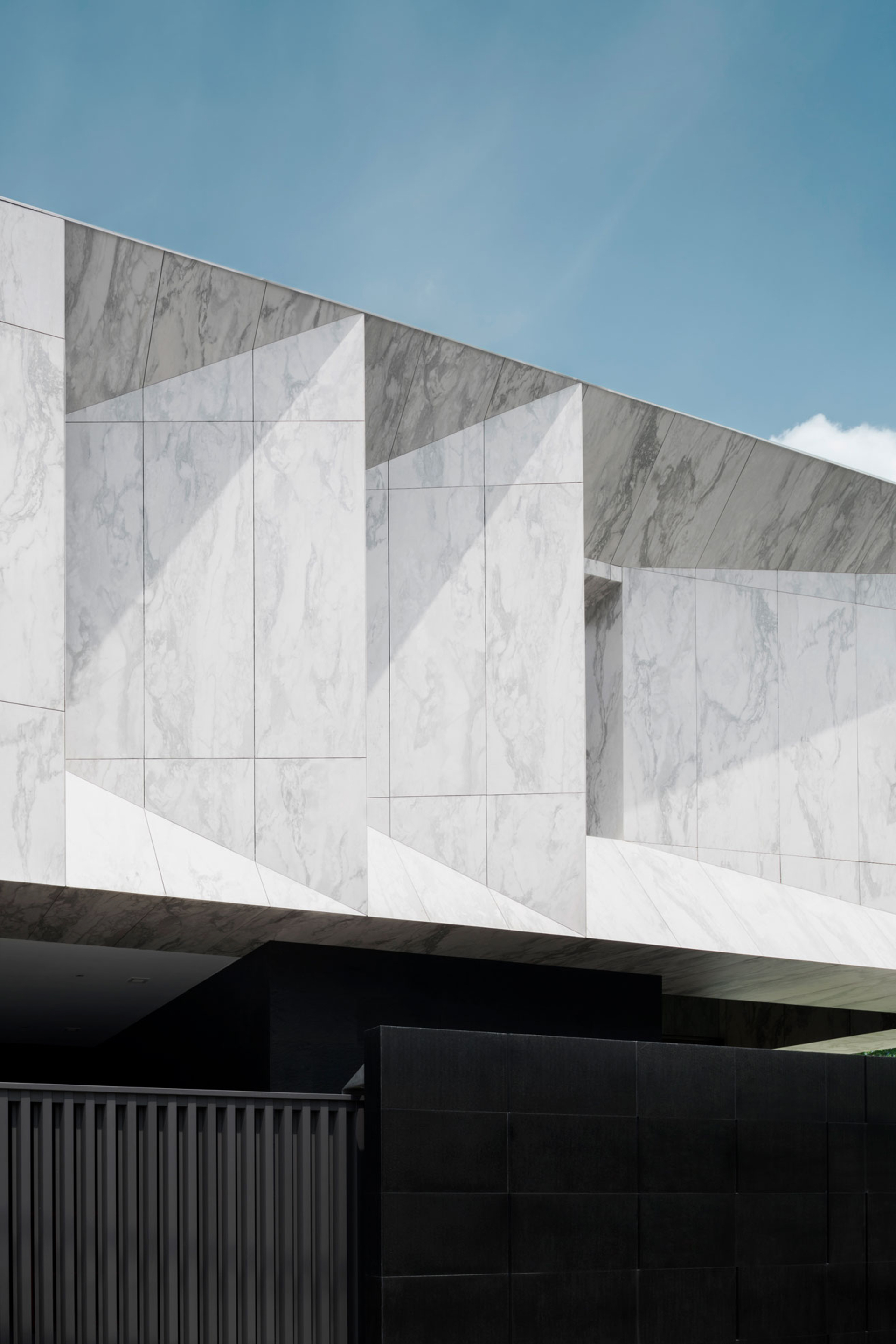 Marble House Openbox Architects Archdaily