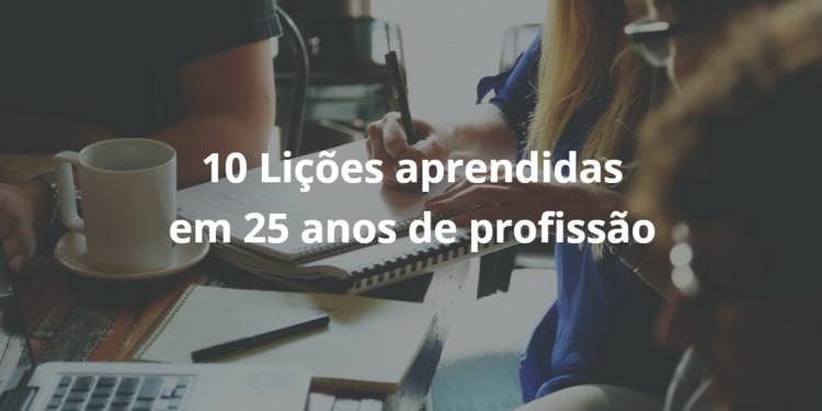 10 Lições aprendidas em 25 anos de profissão, Foto via Visualhunt