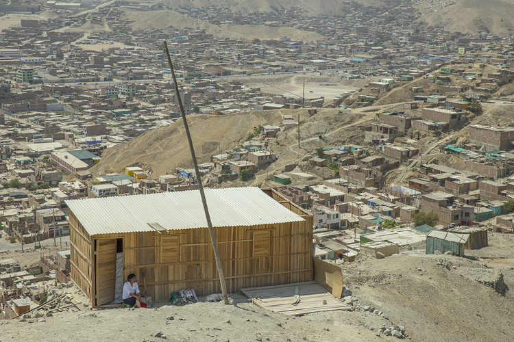 MUTUO: um projeto colaborativo para o sonho da moradia digna no Peru, Cortesía de MUTUO