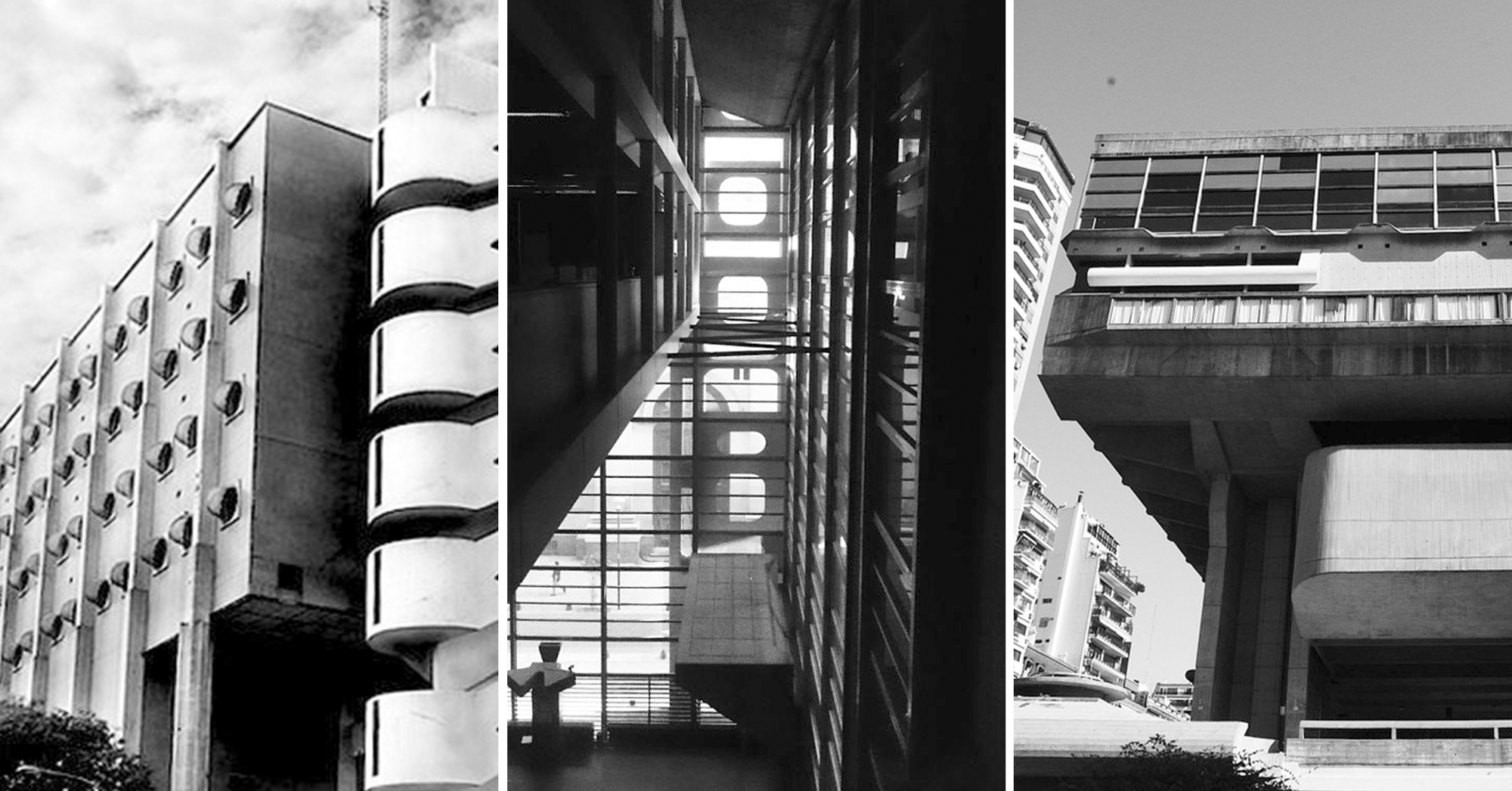 10 proyectos de clorindo testa que todo arquitecto Arquitectura brutalista