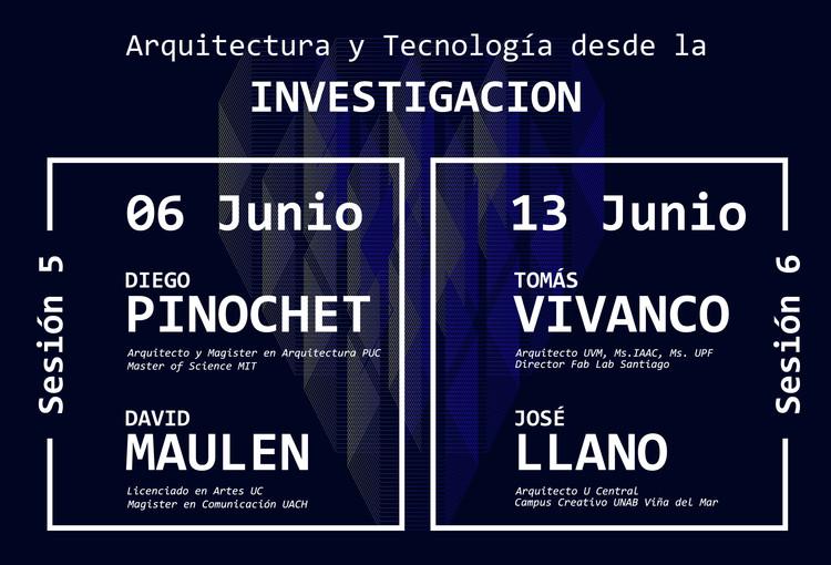 Ciclo PERFORMA 2017 | Jornada 3: discusiones en torno a la Arquitectura y tecnología desde la investigación, Cortesía de PERFORMA 2017