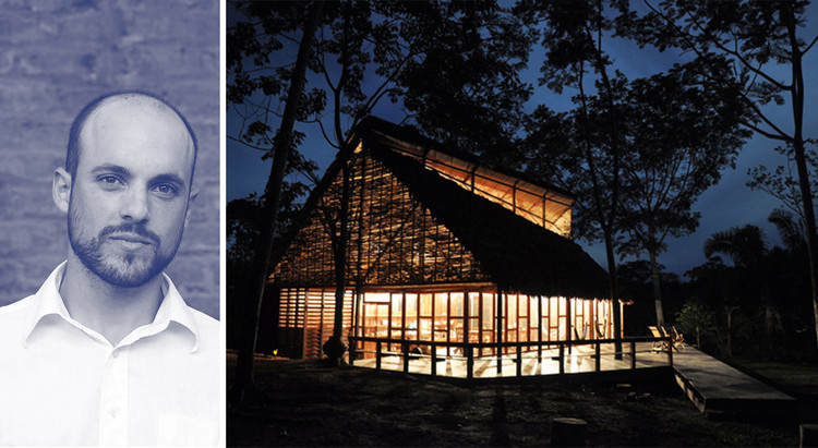 O chileno Samuel Bravo recebe o Wheelwright Prize 2017, de Harvard, © Wheelwright Prize + Samuel Bravo