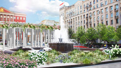 Moscow Flower Streets: Open International Urban Landscaping and Design Competition