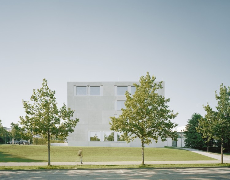 Seminargebäude 'Erweiterung Süd' / Simon Freie Architekten BDA, © Brigida Gonzalez