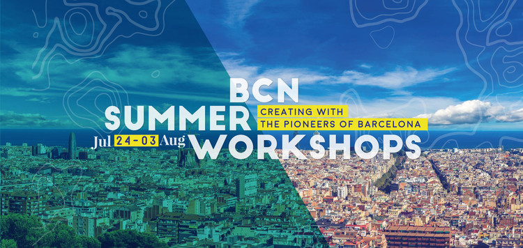 IAAC lanza los BCN Summer Workshops